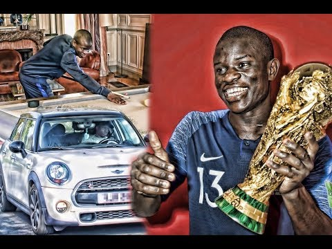THE PLAYER YOU CAN'T HATE - N'Golo Kante (Funny moments)
