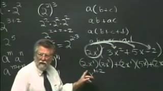Lecture 18: Math 020 Pre Algebra