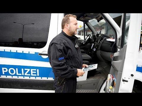 Γερμανία: Χειροπέδες σε Σύρο πρόσφυγα, ύποπτο για τρομοκρατία