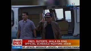 Unang Balita is the news segment of GMA Network's daily morning program, Unang Hirit. It's anchored by Rhea Santos and...