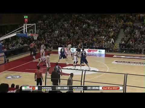 Fortitudo, gli highlights del match contro Ravenna