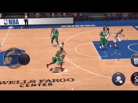 NBA live mobile #kyrie irving__don't let me down