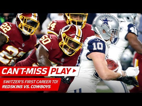Video: Ryan Switzer's Spectacular 83-Yd Punt Return TD to Extend the Lead! | Can't-Miss Play | NFL Wk 13