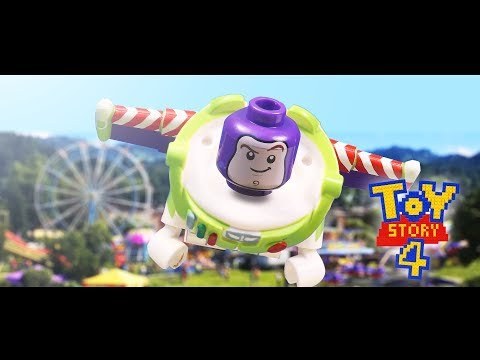 Toy Story 4 IN LEGO!