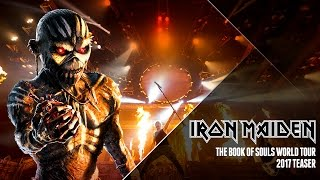 On tour in 2017 - see www.ironmaiden.com for details.Subscribe to Iron Maiden on YouTube: http://po.st/gfSFz3Follow Iron Maiden online:Official Site: http://ironmaiden.com/Facebook: https://www.facebook.com/ironmaidenTwitter: http://twitter.com/ironmaidenInstagram: https://instagram.com/ironmaiden/Spotify: https://open.spotify.com/artist/6mdiAmATAx73kdxrNrnlaoApple Music: https://itun.es/gb/nzfc
