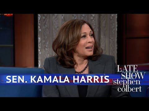 Download It's Official: Sen. Kamala Harris 'Might' Run HD Mp4 3GP Video and MP3