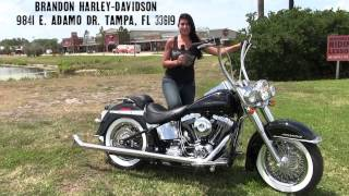 4. 2017~2018 Harley Davidson  Softail Deluxe motorcycles for sale in Fl