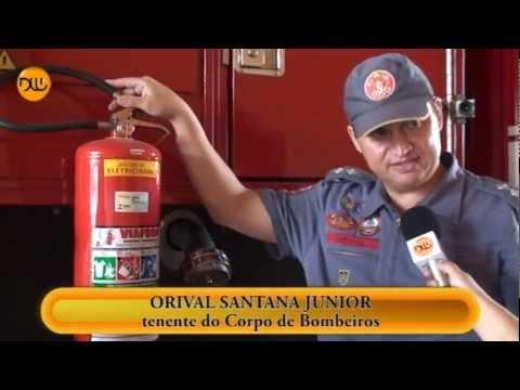 Assistir Vídeo Como usar extintores