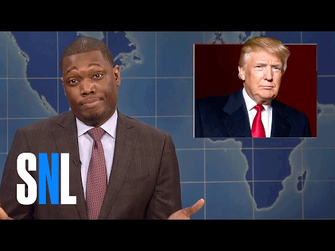 Weekend Update on Donald Trump's Sexual Misconduct Allegations - SNL