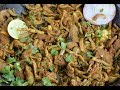 Village Style Mutton Boti Fry | Farm Food Factory