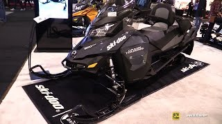 2. 2016 Ski Doo Grand Touring LE 900 Sled - Walkaround - 2015 Toronto Snowmobile & ATV Show