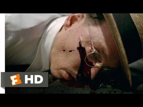Gunned Down - Public Enemies (10/10) Movie CLIP (2009) HD