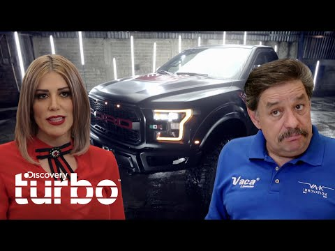 Ford Raptor picada a la mitad: La clienta más excéntrica | Lo mejor de Mexicánicos | Discovery Turbo