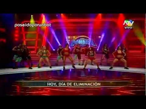 """COMBATE: """"Es La Que Va"""" Coreografia Nueva 03/04/13"""