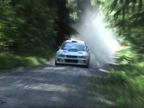 mitsubishi evo 9 rally. Mitsubishi Evo 9 1:04:28.6