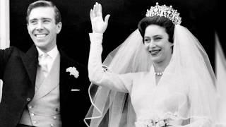 Royal Wedding Princess Margaret and Antony Armstrong-Jones 1960