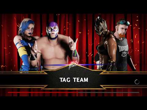 Video DEST vs Taco, Mixed Tag Match, MMWF in New Orleans 4/7/18 download in MP3, 3GP, MP4, WEBM, AVI, FLV January 2017