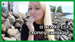 Answering questions from Seattle's Hempfest! | STONEY SUNDAY | CoralReefer by Coral Reefer