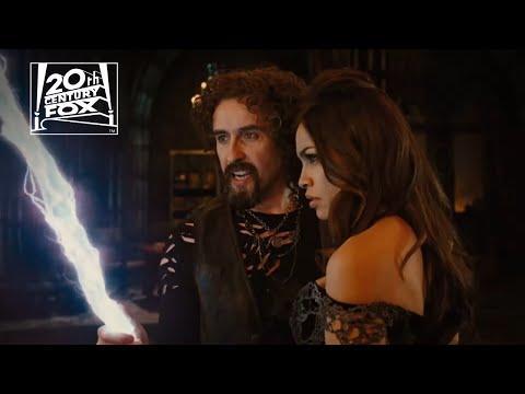 Percy Jackson & the Olympians: The Lightning Thief | Feed Them to the Souls | Fox Family