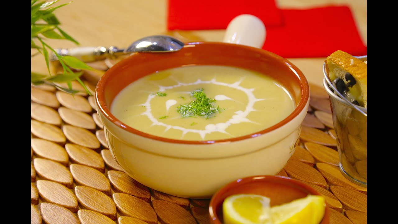 Potatoes Soup
