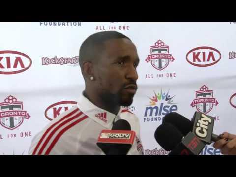 Video: Jermain Defoe - August 21, 2014