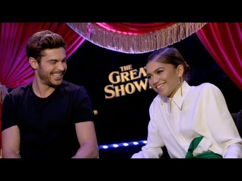 gratis download video - Zac-Efron-Zendaya-and-Hugh-Jackman-interview--THE-GREATEST-SHOWMAN