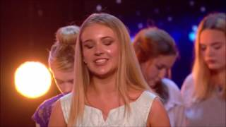 Video Angelica: Shy School Girls Bring The House To TEARS!! | Auditions 5 | Britain's Got Talent 2017 MP3, 3GP, MP4, WEBM, AVI, FLV Juni 2018