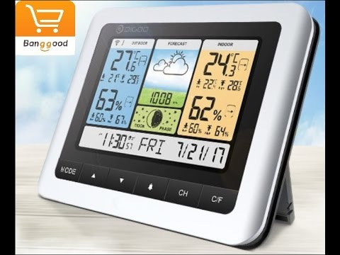 Digoo Weather Station DG-TH8888Pro-Banggood