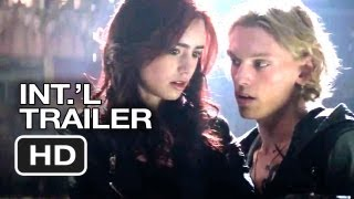 Nonton The Mortal Instruments  City Of Bones Official Uk Trailer  2013    Lily Collins Movie Hd Film Subtitle Indonesia Streaming Movie Download
