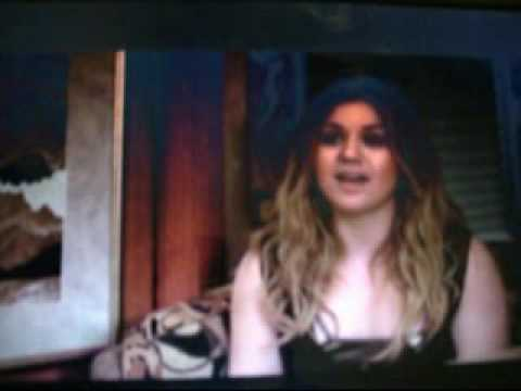 """making of Kelly Clarkson's """"All I Ever wanted"""""""