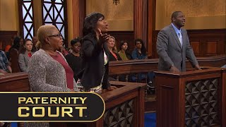 Video Man With Four Wives Denies Paternity (Full Episode) | Paternity Court MP3, 3GP, MP4, WEBM, AVI, FLV Agustus 2018
