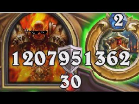24億的護甲 = 沒有護甲!? 爐石又再次被玩壞了