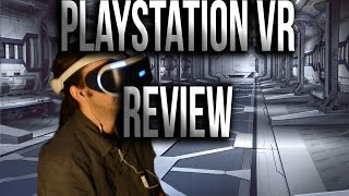 getTekt Taking a look at PlayStation VR