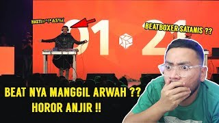 Video GILAAA BEATBOXER ALAM GAIB DATENG LAGI KAYA SATANIS ANJIR BEATNYA !! - SansReaction MP3, 3GP, MP4, WEBM, AVI, FLV Mei 2019