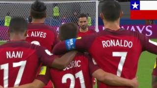 Video Chile vs Portugal penales  copa confederaciones 2017 MP3, 3GP, MP4, WEBM, AVI, FLV April 2019