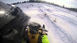 9. Renegade 600 E-Tech and Tundra 550F 2010