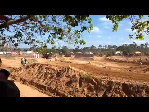 Motocross em Mamanguape PB