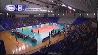World League 2015, Montenegro 3-0 Puerto Rico, Black No.9