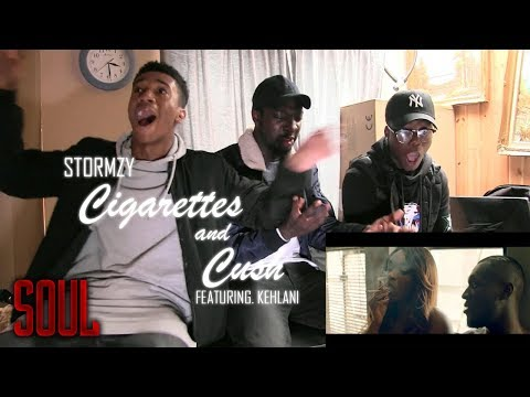 Stormzy - Cigarettes and Cush (feat. Kehlani) [REACTION VIDEO]