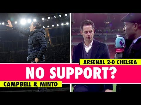 Does Emery Deserve Time? | Arsenal 2-0 Chelsea | Astro SuperSport