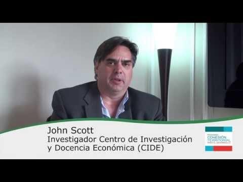 John Scott – Cápsulas Cohesión Territorial para el Desarrollo