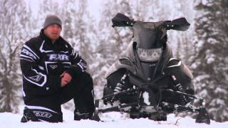 6. SLED REVIEW: 2013 YAMAHA NYTRO XTX
