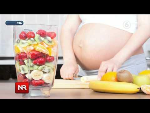 Anorexia en el embarazo es peligrosa
