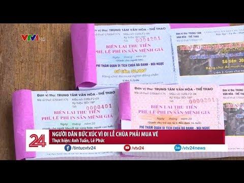 Mọi năm đi lễ chùa Bà Đanh thì miễn phí nhưng năm nay thì đã khác rồi @ vcloz.com