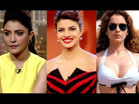Bollywood Hotties Who Got Image Makeovers | Hindi Latest News | Gossip | Anushka, Kanagan, Priyanka
