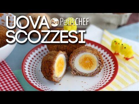uova alla scozzese - ricetta gustosa