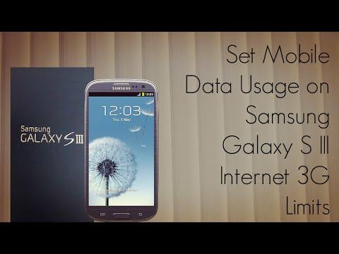 comment installer la 3g sur samsung galaxy s