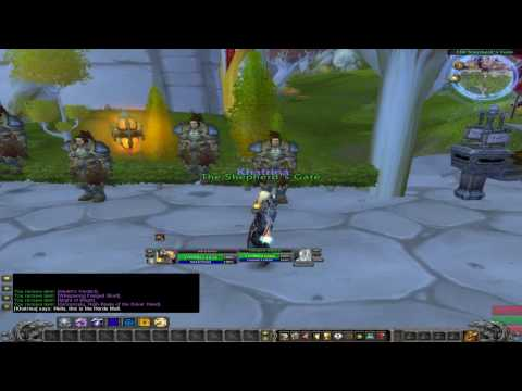 [Instant 80 – PvP] InfernoWoW Private Server 3.3.3 – Horde Mall