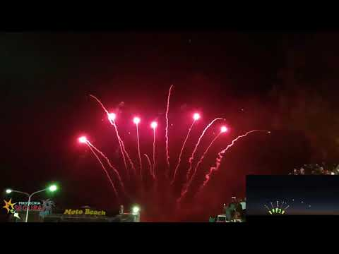 Shows de Fuegos artificiales