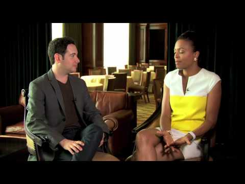 Comic-Con 2012 - Aisha Tyler's Super Power
